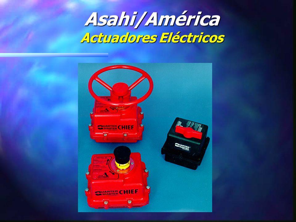 Asahi/América Actuadores Eléctricos Serie 92 Especificaciones de Ingeniería: n Modelos S92, A92, B92 y C92 n Torque de Salida: 400-2000 in-lbs.