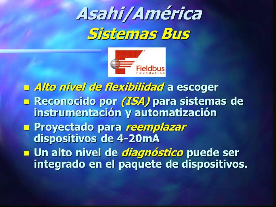 n Planes A/A para integrar dos de los varios buses disponibles para nuestros productos actuados. Primero es el Sistema ASI (Disponible) Primero es el