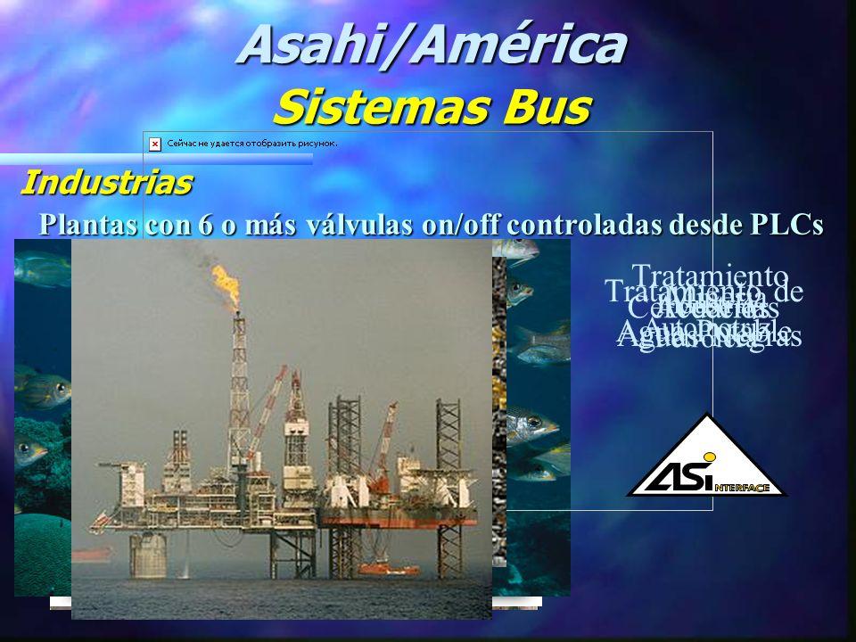 Over 10,000 nodes!! Usuarios AS-I Sistemas Bus Asahi/América