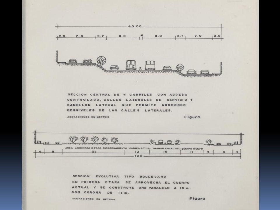 Para los camiones de carga unitarios, se encontró un camión de tres ejes DE-760, con longitud total de 12 m.