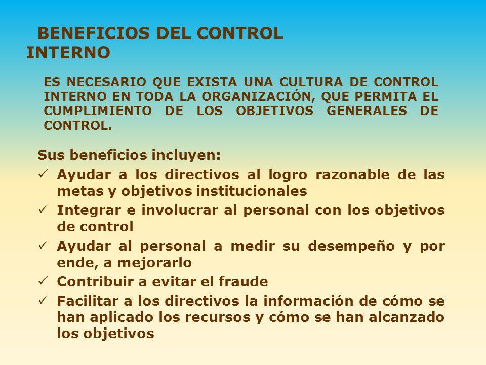 CADA ORGANIZACIÓN ENFRENTA UNA VARIEDAD DE RIESGOS DIFERENTES, TANTO INTERNOS COMO EXTERNOS, QUE DEBEN SER ADMINISTRADOS.