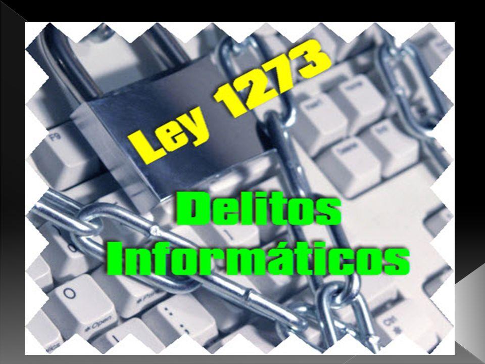 Con esta ley se preservan integralmente los sistemas que utilicen las tecnologías de la información y las comunicaciones.