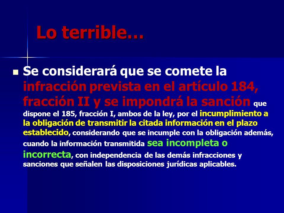 Obligación continuada El IMPORTADOR / EXPORTADOR & AGENTE ADUANAL continua con la obligación de mantener en su contabilidad los expedientes de tramite por el lapso de 5 años.