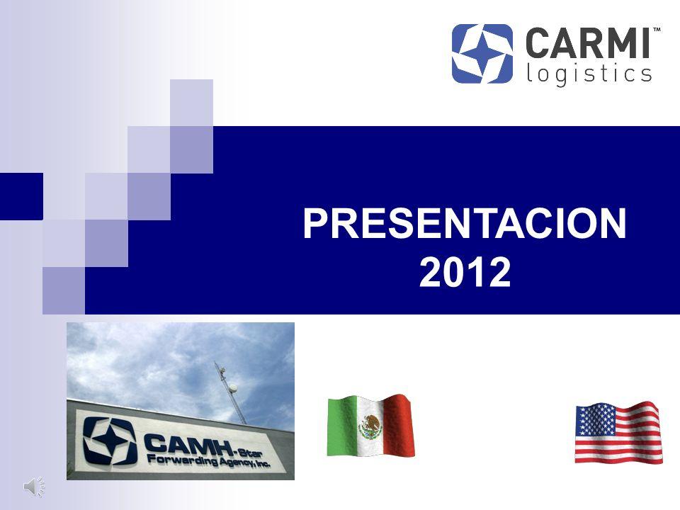 2012 PRESENTACION