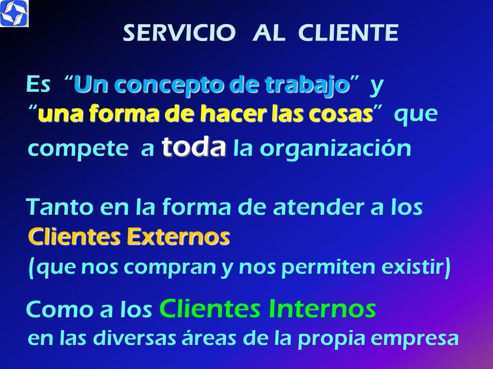 Es el conjunto de actividades interrelacionadas interrelacionadas que ofrece un proveedor, con el fin de que su cliente obtenga el producto/servicio e