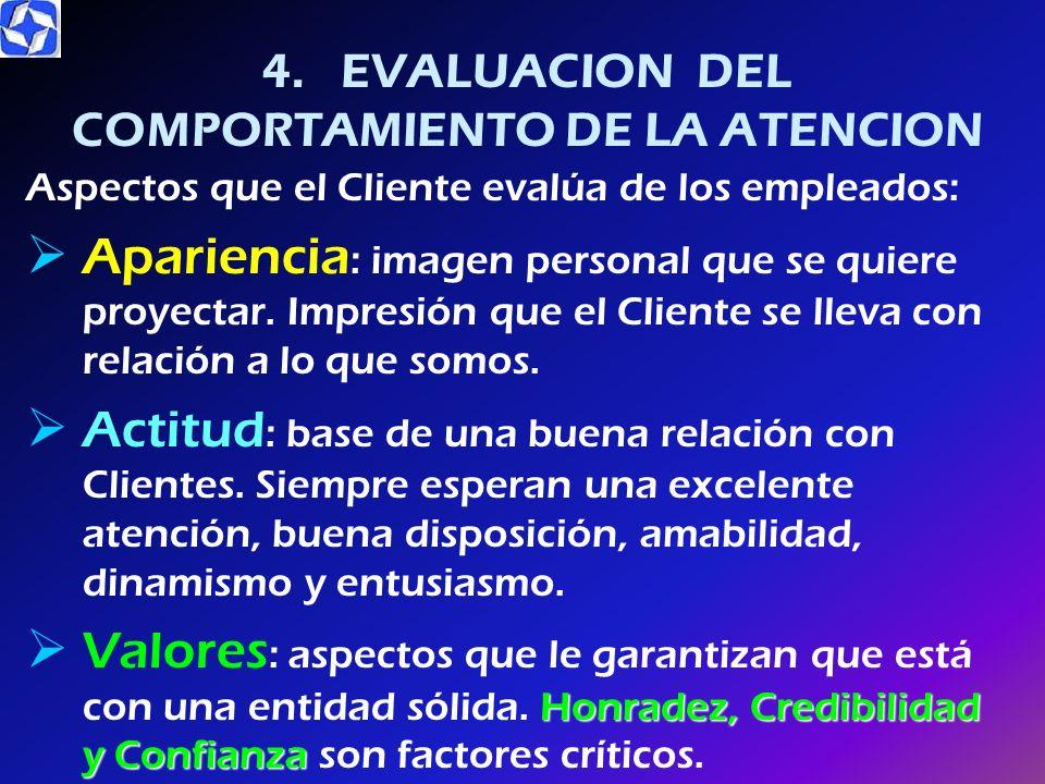 La parte de Atención Personal al Cliente Reglas importantes para la persona que atiende al Cliente Reglas importantes para la persona que atiende al C