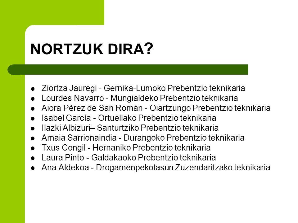 JARDUNALDIA: Cómo introducir la perspectiva de género en los Proyectos de Prevención de drogodependencias Cuándo: El pasado 12 de junio.