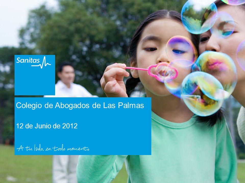 Colegio de Abogados de Las Palmas 12 de Junio de 2012
