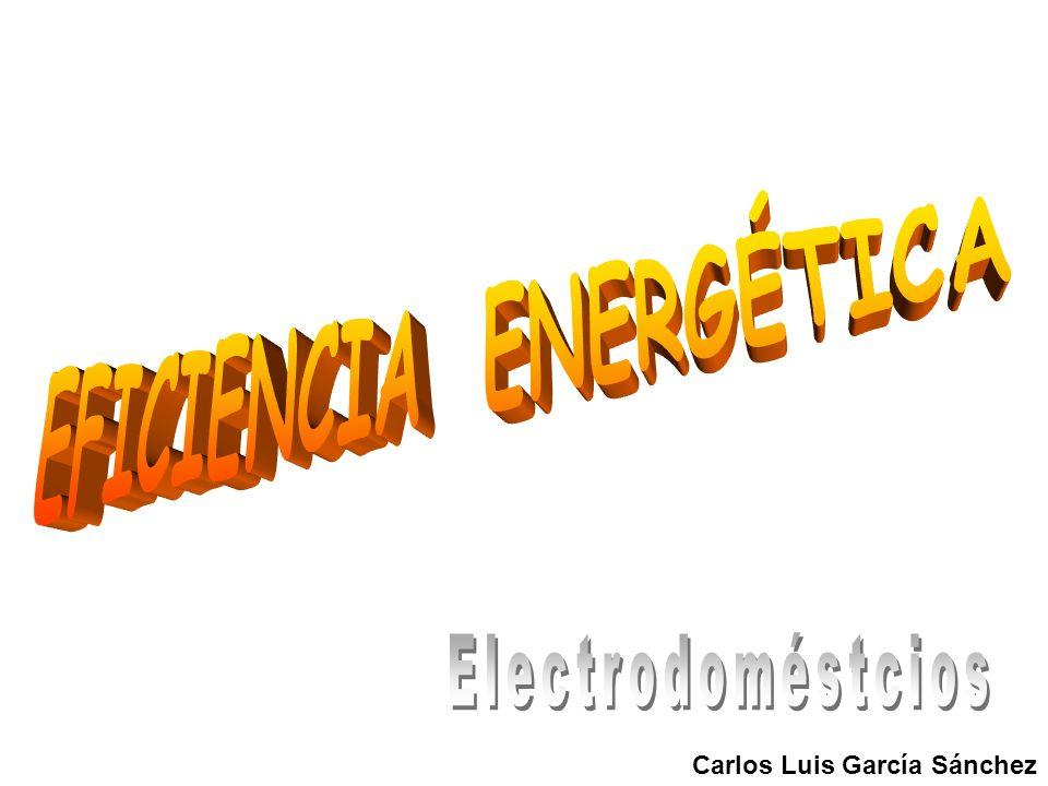 Etiqueta electrodomésticos Existen 7 clases de eficiencia, identificadas por un código de colores y letras que van desde el color verde y la letra A para los equipos más eficientes, hasta el color rojo y la letra G para los equipos menos eficientes.