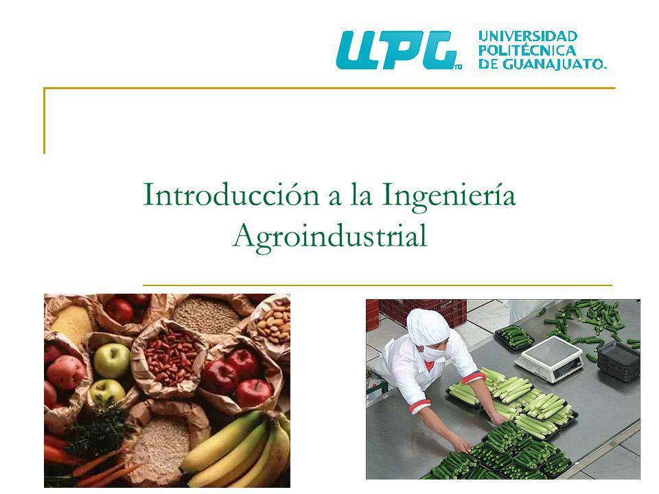 2 UNIDAD 1 1.1 Las agroindustrias 1.2 Competitividad 1.3 Cadenas agroindustriales y adición de valor 1.4 El perfil profesional 1.5 Competencias a desarrollar