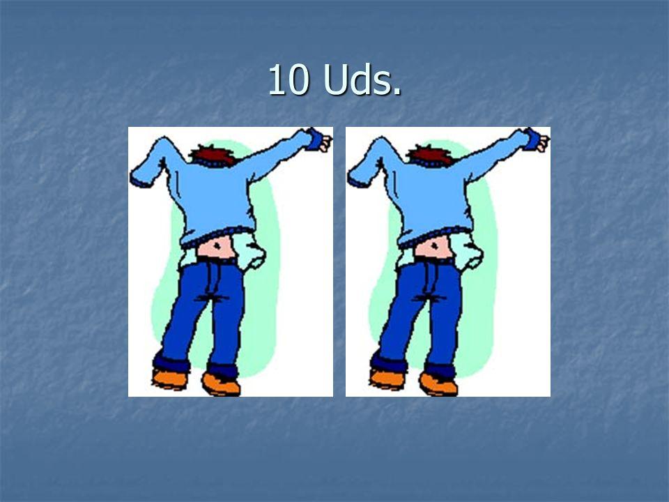 10 Uds. se visten.