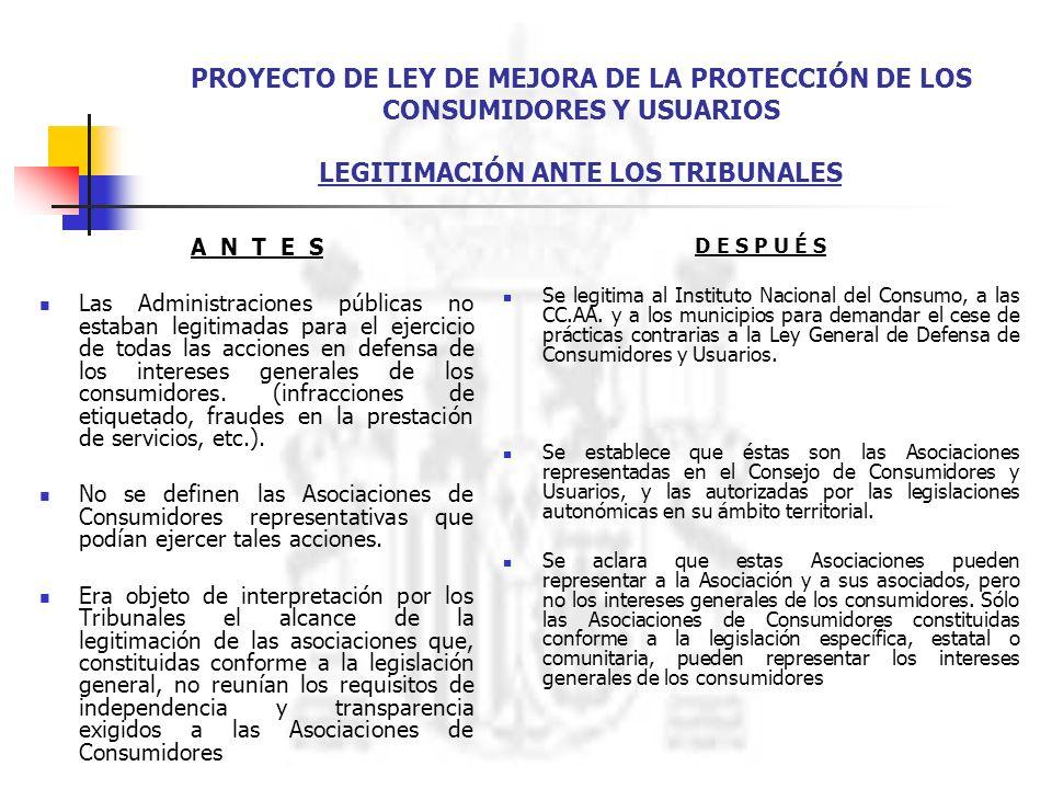 ley de mejora de proteccion de consumidores: