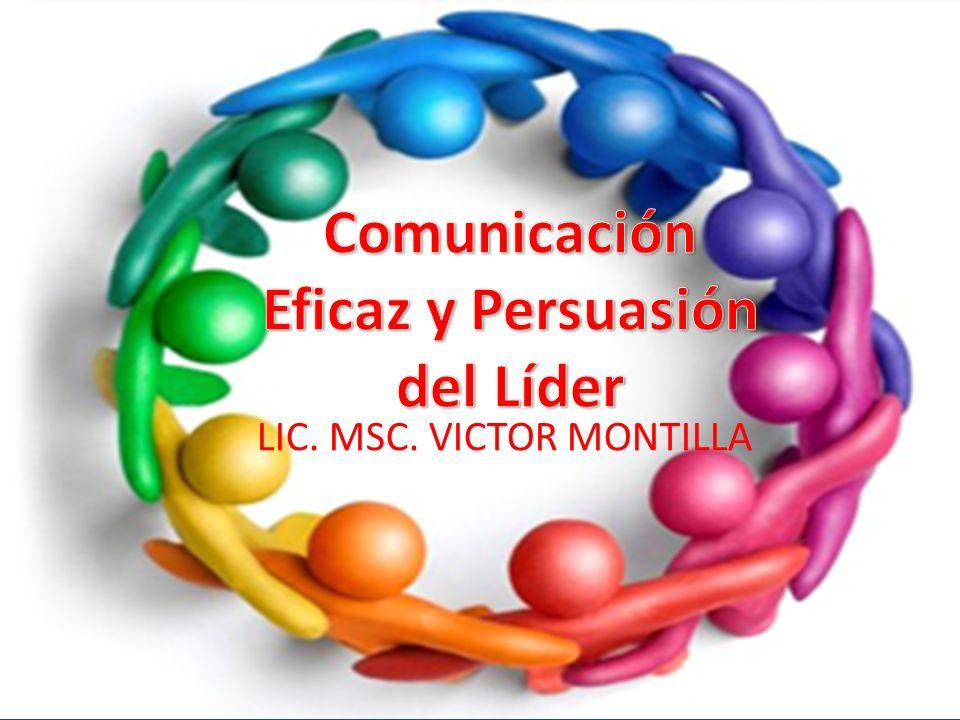 LIC. MSC. VICTOR MONTILLA