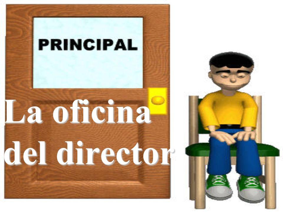 La oficina del director