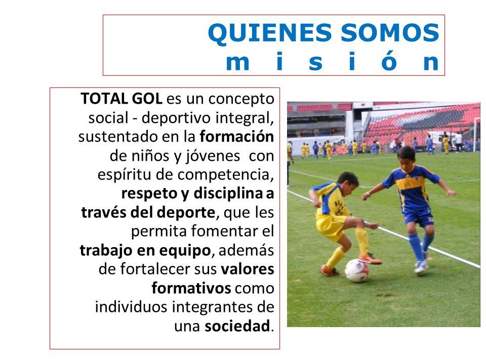 INFORMES E INSCRIPCIÓN DIRECCIÓN DE OFICINA CENTRAL: CALLE CAROLINA # 100 COLONIA CD DEPORTIVA DELEGACION BENITO JUAREZ TELEFONO 1325 4734 / 43221205 /47556317 E-MAIL total_gol@hotmail.comtotal_gol@hotmail.com www.totalgol.com