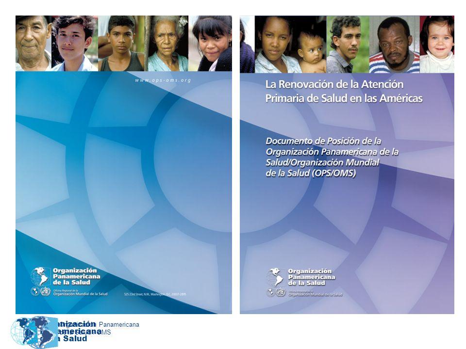 Organización Panamericana de la Salud Organización Panamericana de la Salud / OMS