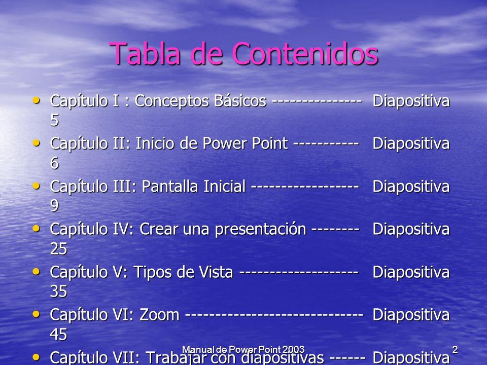 Universidad Pedagógica de El Salvador Facultad de Educación Manual de Power Point Alumna: Jacqueline Carolina Vásquez Salazar Código: VS – 20731 - 09 Asignatura: Informática Educativa Grupo: 01 - F Catedrático: Licdo.