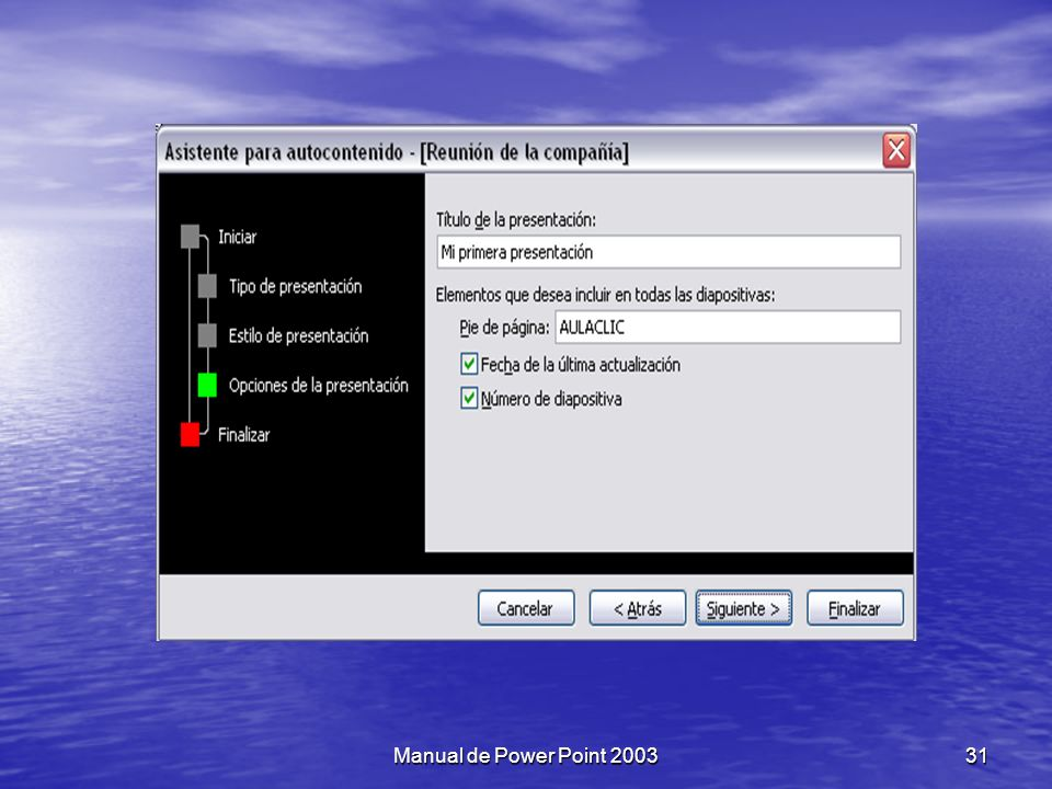 31Manual de Power Point 2003