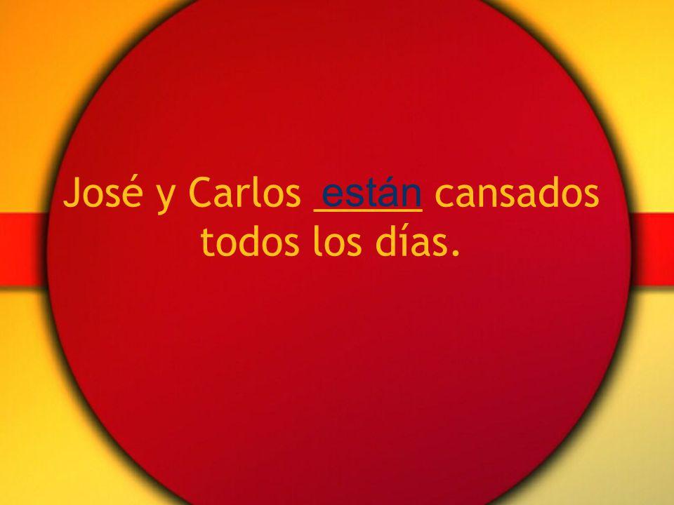 Yo _____ de la Argentina. soy