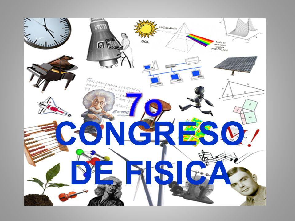 CONGRESO DE FISICA