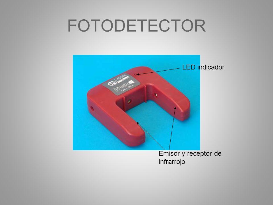 FOTODETECTOR LED indicador Emisor y receptor de infrarrojo