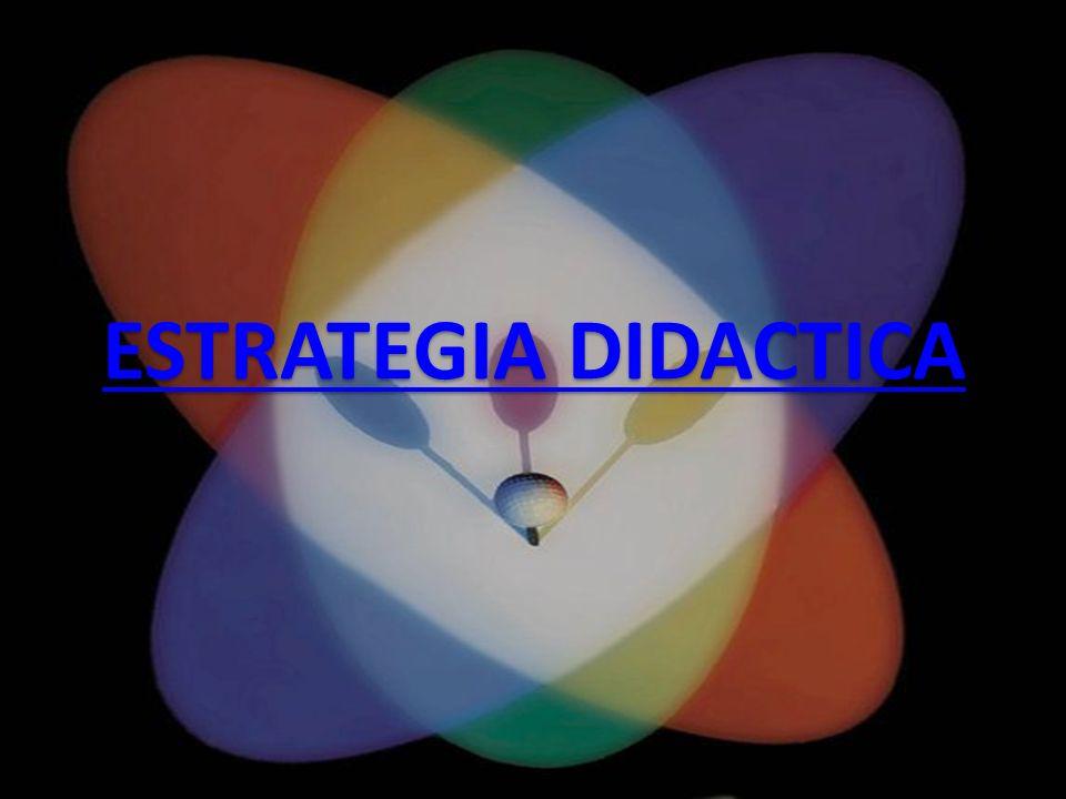 ESTRATEGIA DIDACTICA
