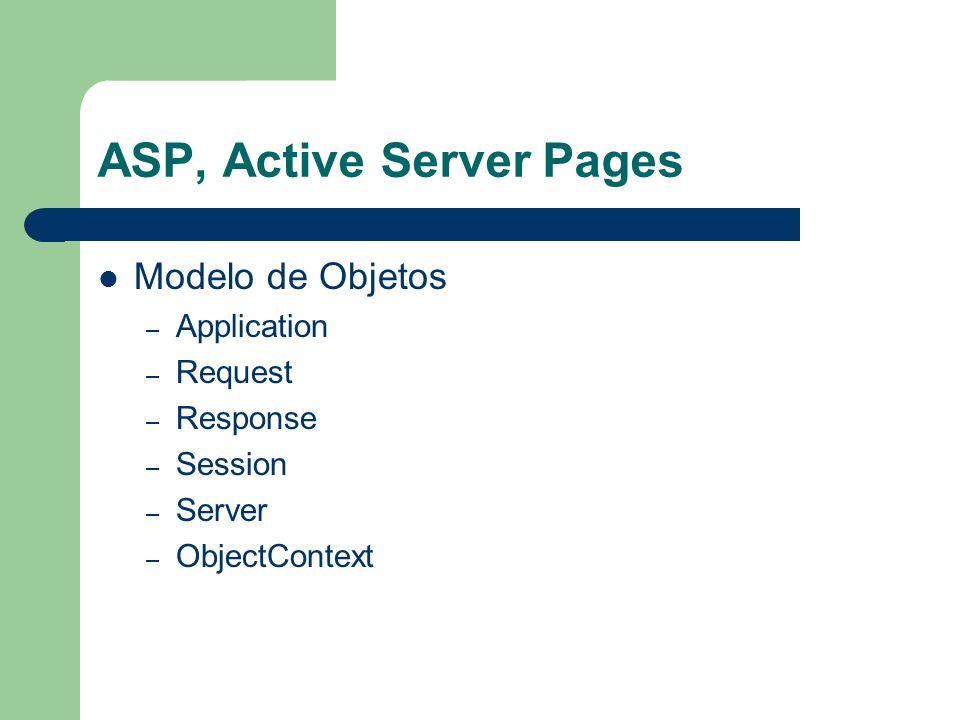 JSP, Diferencias con ASP Son bastante similares.