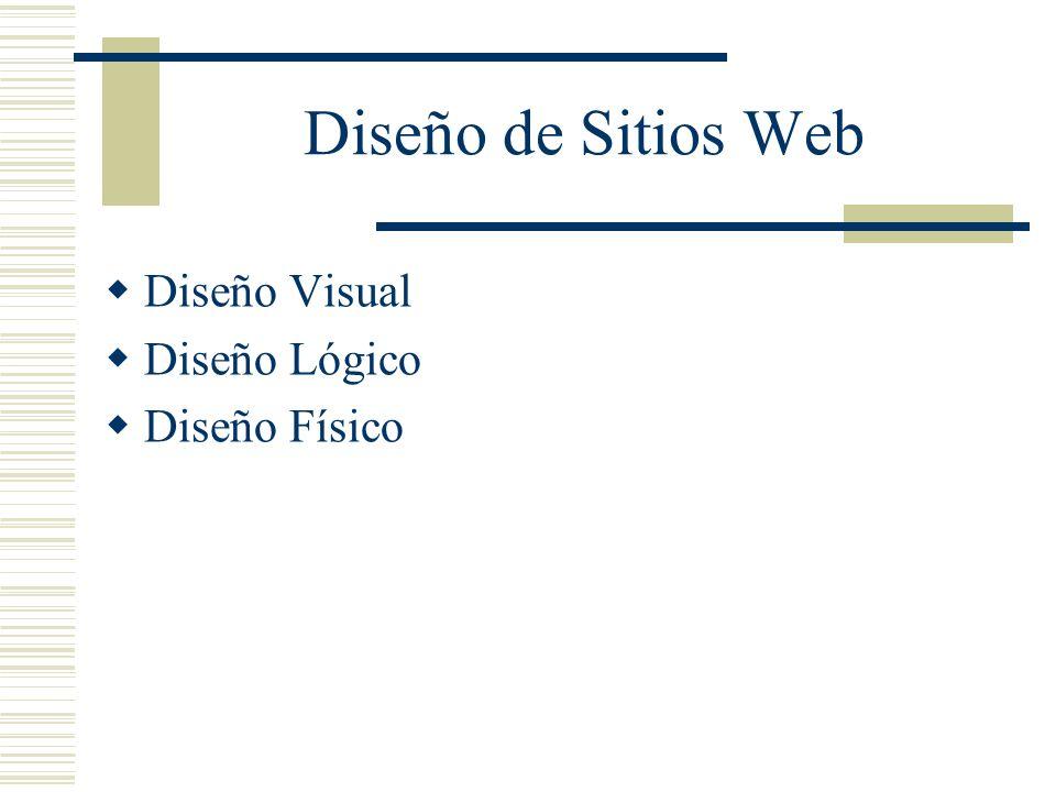 Meta Principal del Sitio La meta principal de todo sitio es maximizar el número de visitas al sitio.