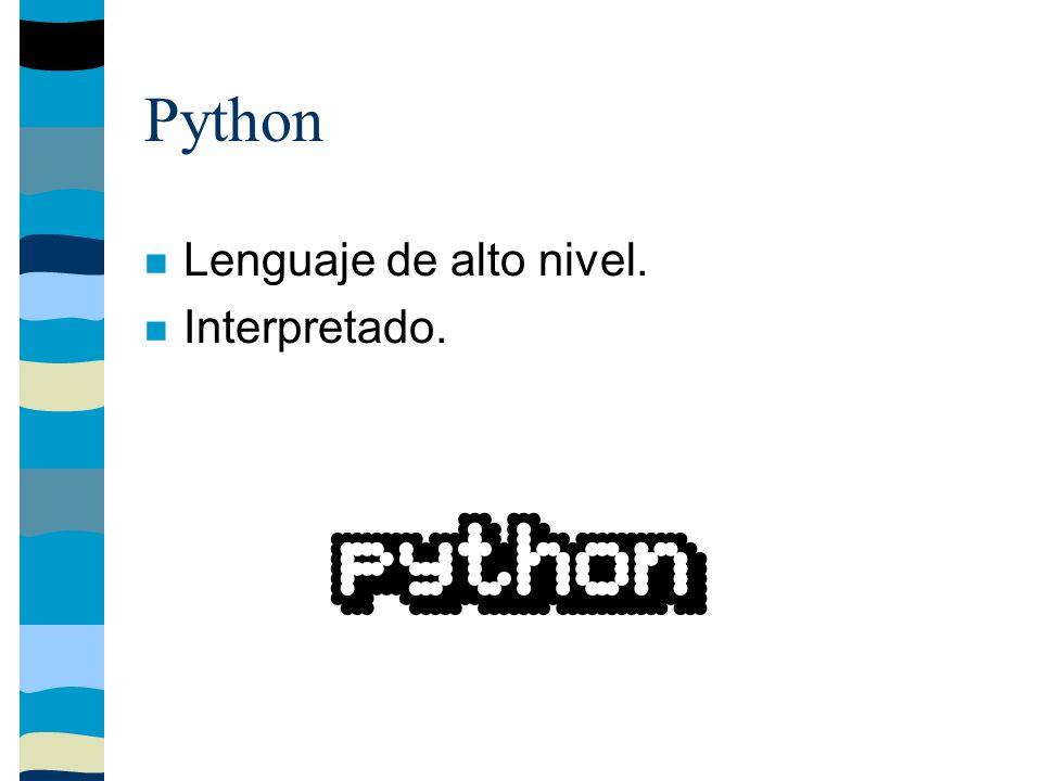 Python comparado con Java Python try: f = open( /tmp/borrar , wb ) for i in xrange(1000000) f.write(str(i)) f.close() except IOError, (errno, strerror): print I/O error(%s): %s % (errno, strerror)