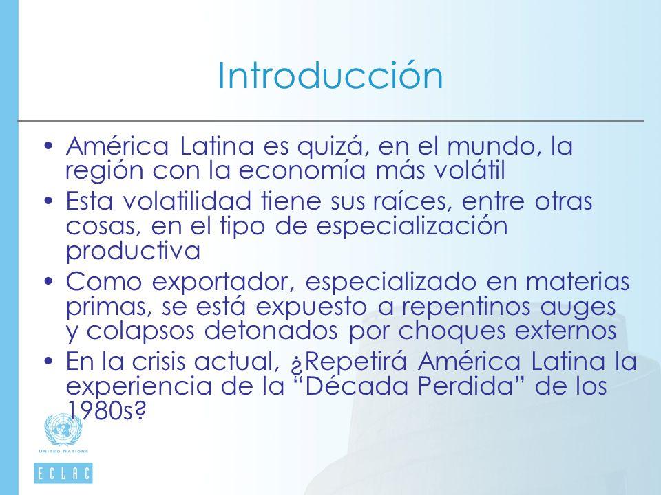 Introducción: antes del 2000