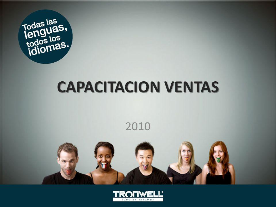 CAPACITACION VENTAS 2010
