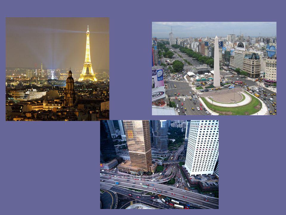 Cuatro Criterios para definir una ciudad: 4.