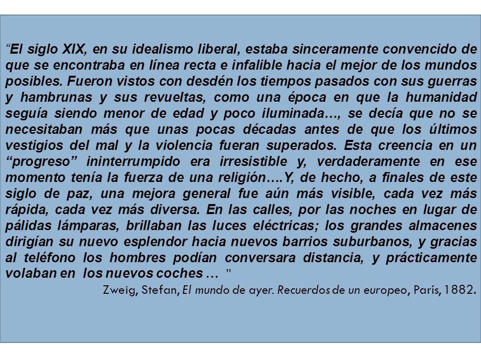 Fuentes consultadas.Hobsbawn, Eric, Historia del siglo XX, Crítica, Buenos Aires, 1998.