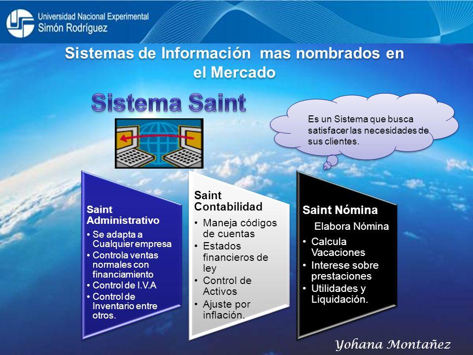 Saint Administrativo Se adapta a Cualquier empresa Controla ventas normales con financiamiento Control de I.V.A Control de Inventario entre otros. Sai
