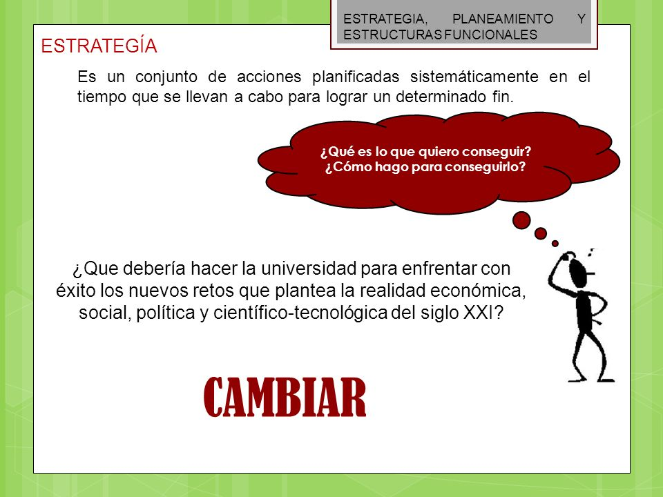 PLANIFICACIÓN Y CONTROL EN LA UNIVERSIDAD PLANIFICACIÓN UNIVERSITARIA Artículo 9: Autonomía.