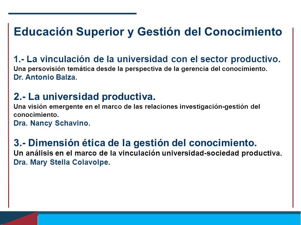 Pertinencia Social de la Univ.