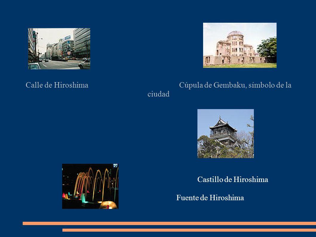Ciudades hermanadas La ciudad de Hiroshima esta hermanada con las siguientes ciudades : ··Chongqing ( ··China) ··Chongqing··China ··Daegu ( ··Corea del Sur) ··Daegu··Corea del Sur ··Hanóver (···· ··Alemania)··[17] ··Hanóver······Alemania··[17] ··Honolulú ( ··Estados Unidos) ··Honolulú··Estados Unidos ··Montreal ( ··Canadá) ··Montreal··Canadá ··Volgogrado ( ··Rusia)··[18] ··Volgogrado··Rusia··[18] ··Mexicali ( ··México) ··Mexicali··México