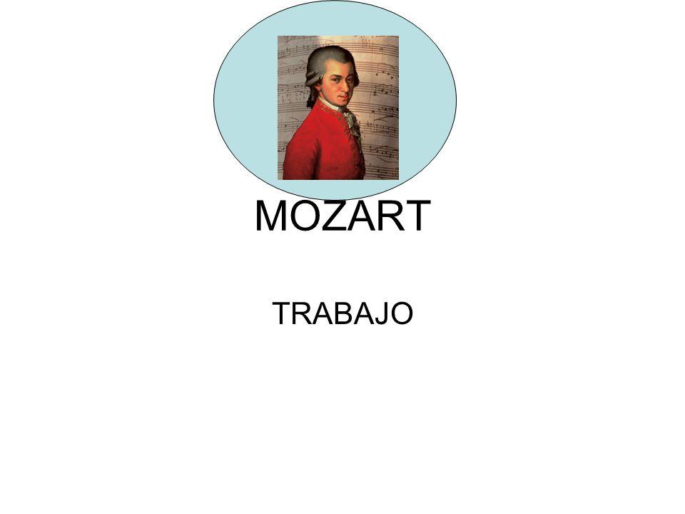 Mozart Wolfgang Amadeus Mozart, cuyo nombre completo era Johannes Chrysostomus Wolfgangus Theophilus Mozart,1 (Salzburgo, Austria; 27 de enero de 1756 – Viena, Austria; 5 de diciembre de 1791), fue un compositor y pianista austriaco, maestro del Clasicismo, considerado como uno de los músicos más influyentes y destacados de la historia.1SalzburgoAustria27 de enero1756 Viena5 de diciembre1791 compositorpianistaaustriacoClasicismo La obra mozartiana abarca todos los géneros musicales de su época y alcanza más de seiscientas creaciones, en su mayoría reconocidas como obras maestras de la música sinfónica, concertante, de cámara, para piano, operística y coral, logrando una popularidad y difusión universales.géneros musicales música sinfónicaconcertantede cámarapiano operísticacoral