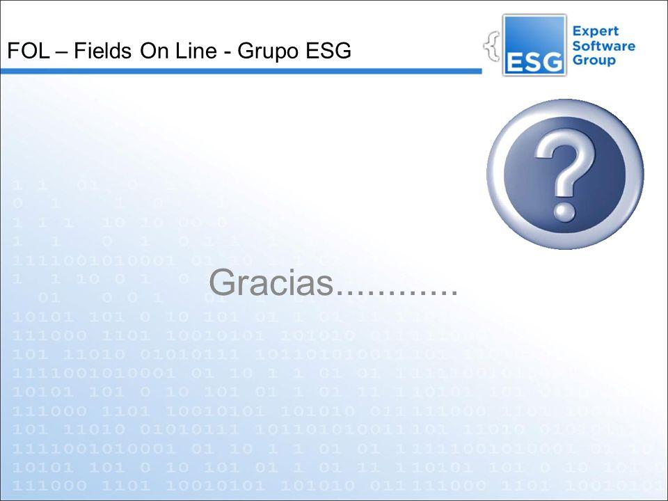 FOL – Fields On Line - Grupo ESG Gracias............