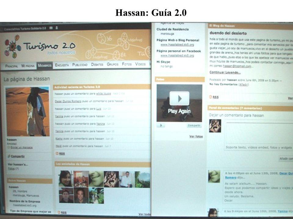 Hassan: Guía 2.0