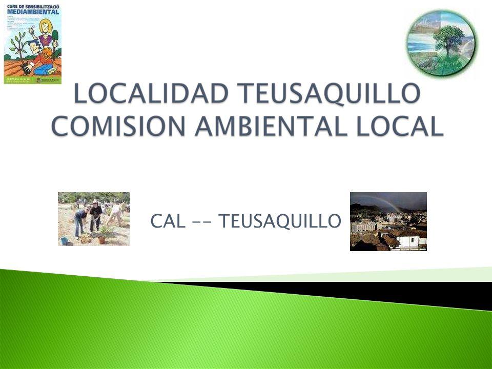 Carácter Permanente: Participación de la comunidad.