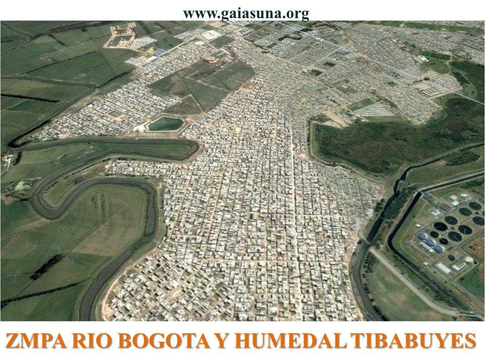 ZMPA RIO BOGOTA Y HUMEDAL TIBABUYES www.gaiasuna.org