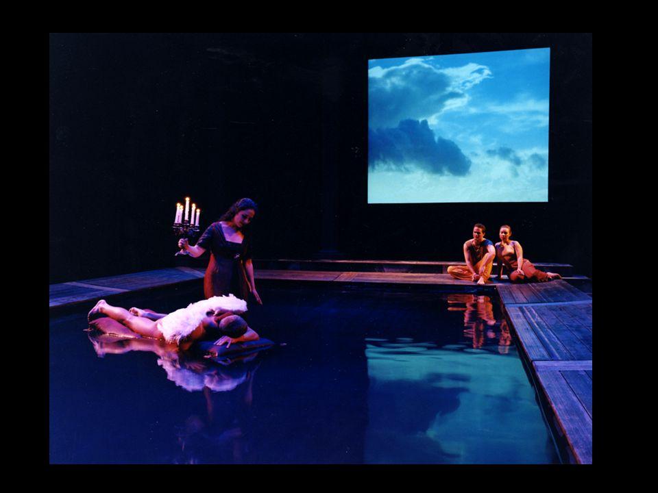 Escenografía surreal Escenografía de Cirque du Soleil.