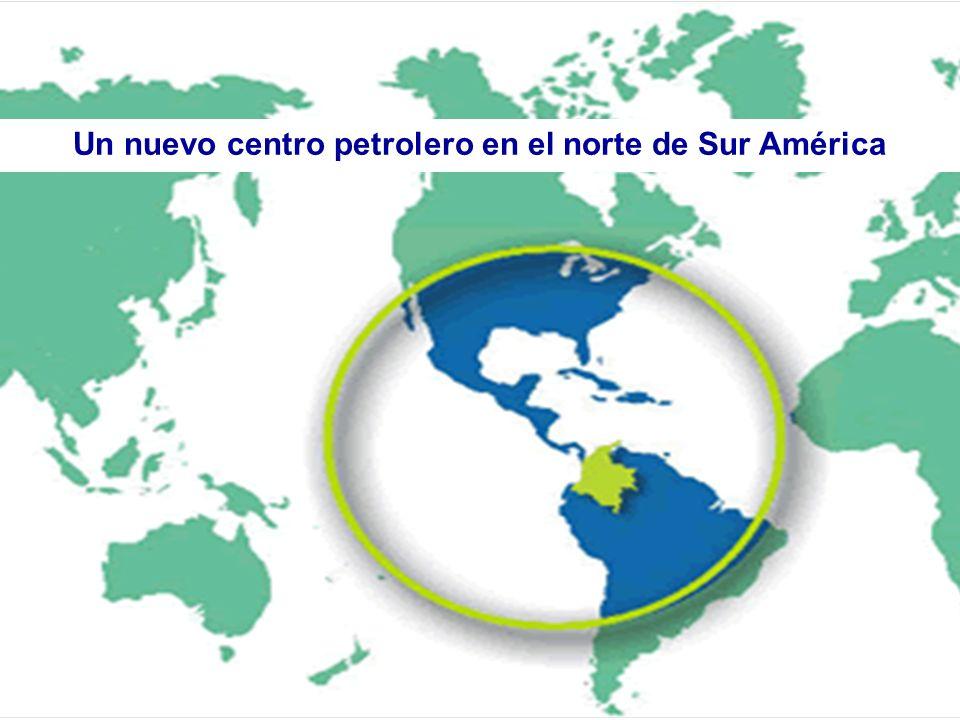 Un nuevo centro petrolero en el norte de Sur América