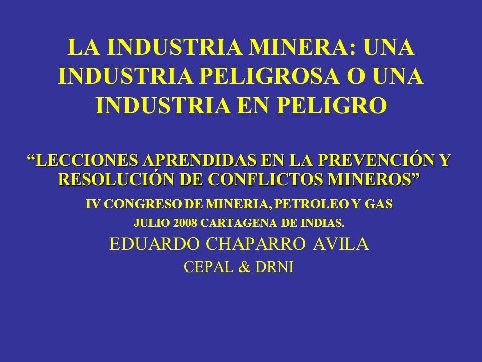 NUEVOS DESARROLLOS, EL PROYECTO CRECE Eventuales fusiones (Tintaya a BHP (1996) Nuevas etapas del esquema de RSC de la empresa.