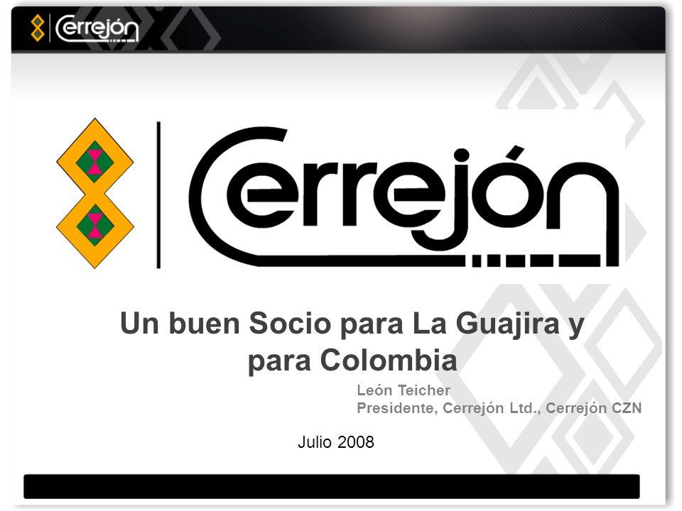 Contenido Cerrejón (*): Canasta minero energética en Colombia Nuestra operación Nuestro modelo de responsabilidad social -Nuestra gestión ambiental -Nuestra gestión social (*) Conformada por las empresas Carbones del Cerrejón Ltd.