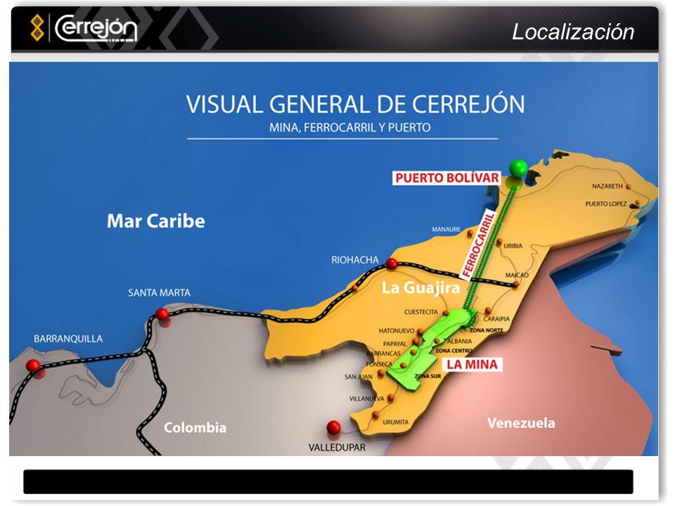 La Guajira Colombiana 15 municipios 11 resguardos indígenas Población (Ultimo Censo) : 681.575 Habitantes Dos grandes dilemas: 1.Riqueza Abundante 2.Grandes oportunidades de desarrollo y sostenibilidad