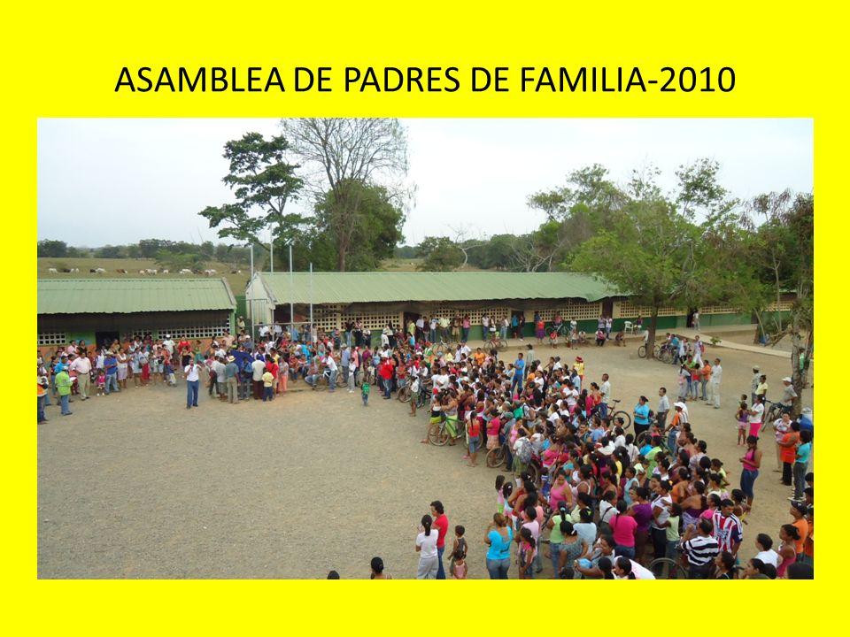 ASAMBLEA DE PADRES DE FAMILIA-2010
