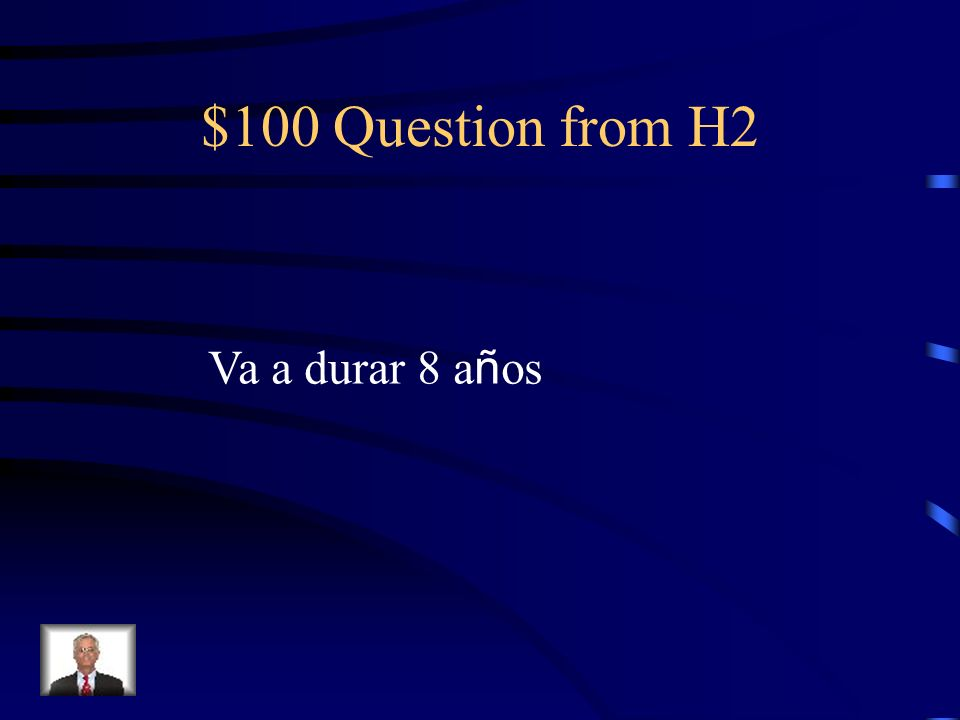 $500 Answer from H1 Su bast ó n