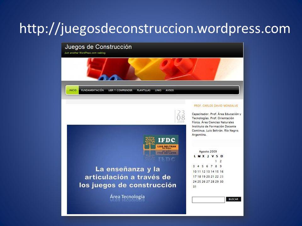 http://juegosdeconstruccion.wordpress.com